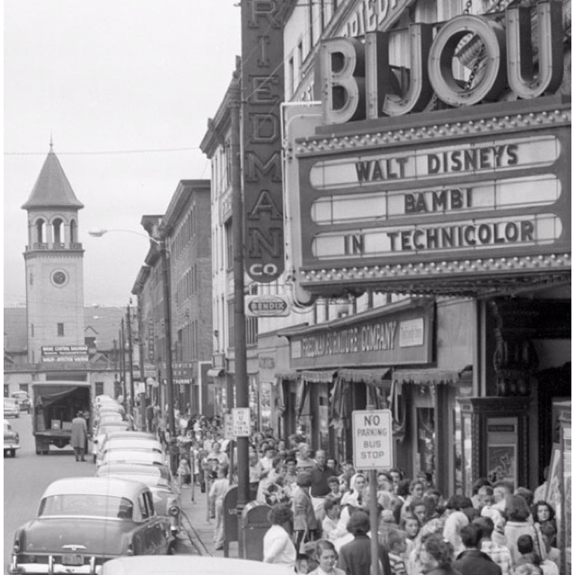 A trip to the Bijou theater and a LessonLearned