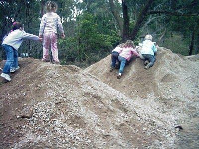 dirt at wattles park