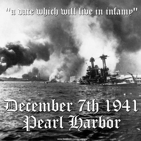 dec 7 1941 pearl harbor