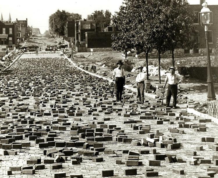 vintage-paving-brick-photo