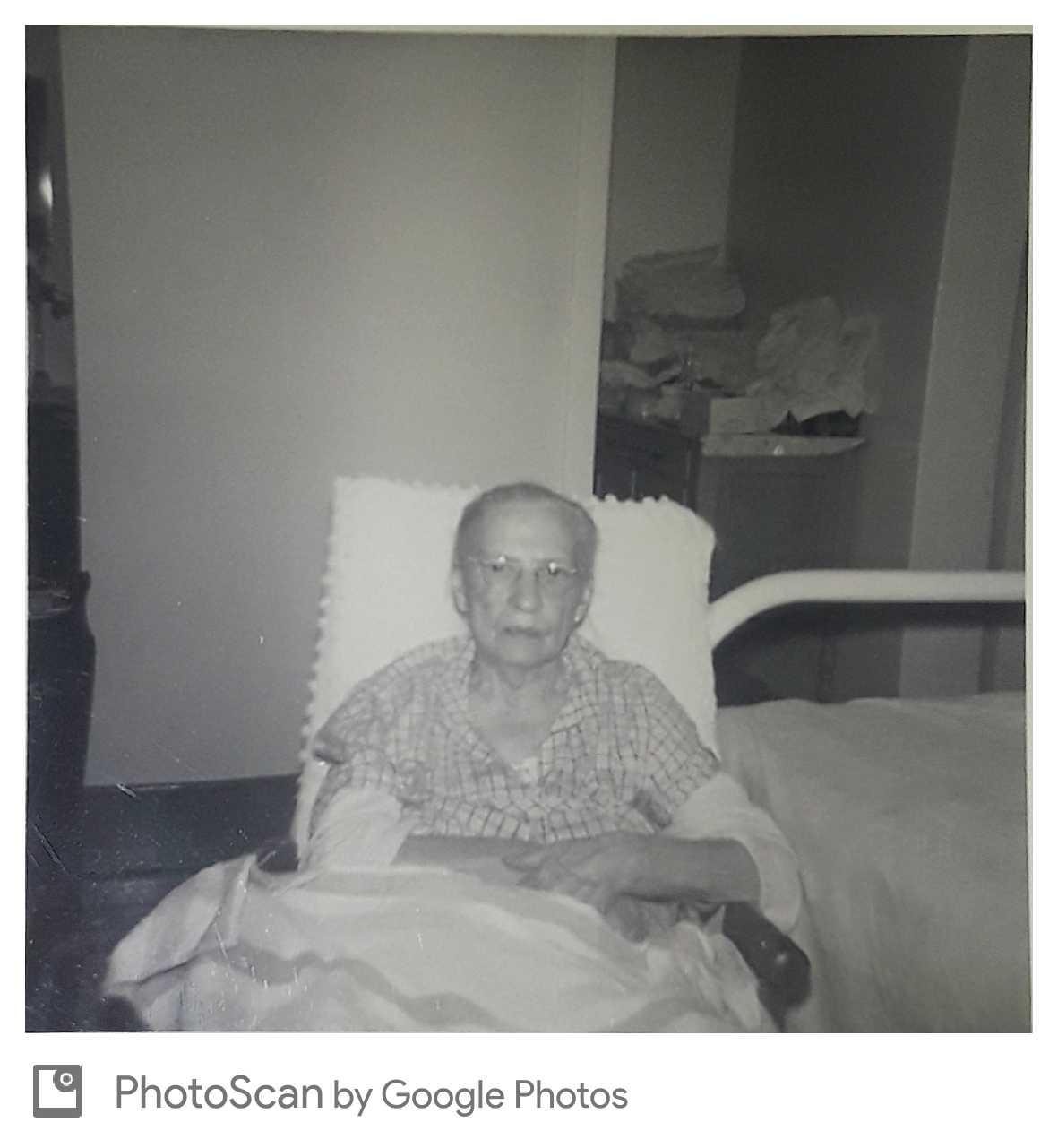 my grandmother 1963