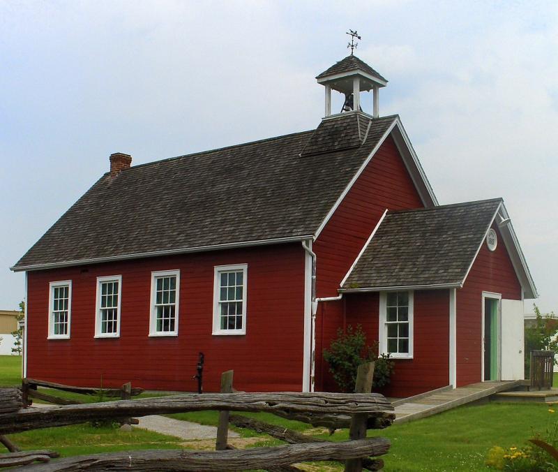 One Room Schoolhouse