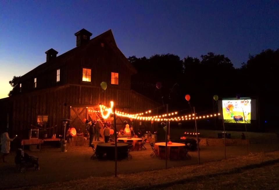Image result for halloween party in the barn