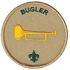 This image has an empty alt attribute; its file name is bugle.jpg